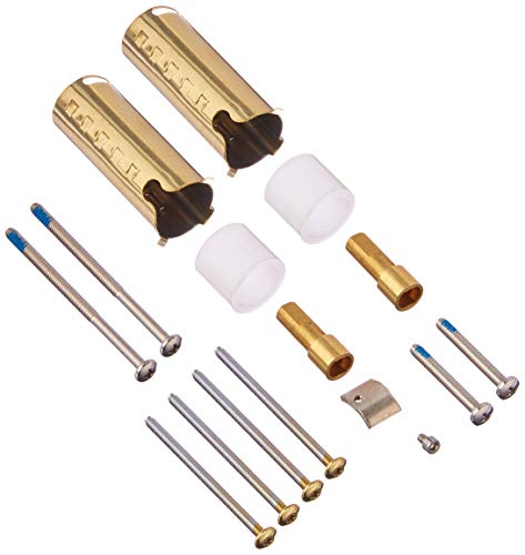 (Moen 135167P Handle Extension Kit, Polished Brass)