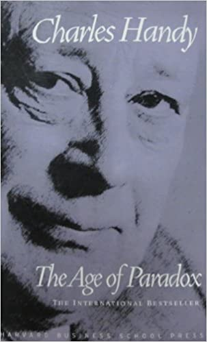 The Age Of Paradox Handy Charles 9780875846439 Amazon Com Books
