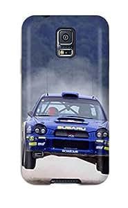GjXBpDN1119yekqf Tpu Phone Case With Fashionable Look For Galaxy S5 - Subaru Impreza 14