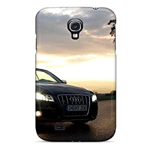 Faddish Phone Audi S5 Cabrio Supercharged Case For Galaxy S4 / Perfect Case Cover