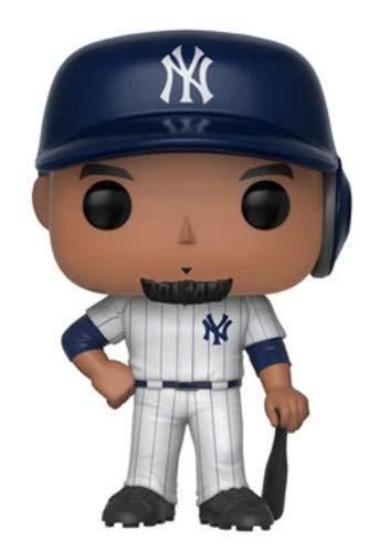 Funko POP!: Major League Baseball Giancarlo Stanton Collectible Figure, Multicolor ()