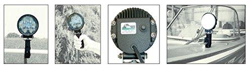 Rugged Gear 12505 ATV & UTV Torch Floodlight44; LED