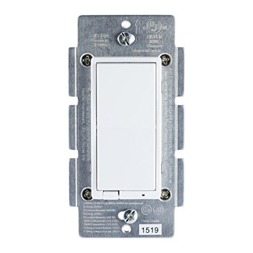 Ge Zigbee Wireless Smart Lighting Control Dimmer In Wall