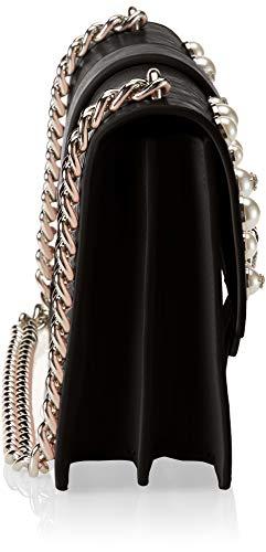 Love nero Pearls Leather Limousine Pinko Bolsos Y Vintage Vitello perle Tracolla Negro Shoppers De Mujer Hombro dEq6x5nZ6w