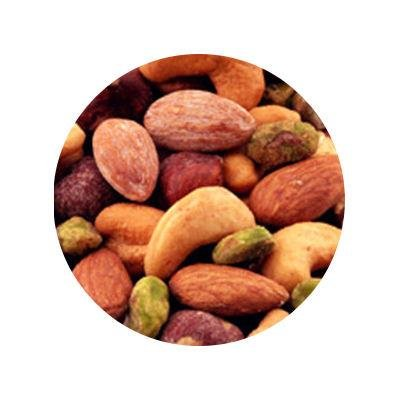 Premium Nut Mix 1 lb. - Unroasted, Unsalted Walnuts, Brazil Nuts, Cashews, & Almonds - Food & Treat for Grey Squirrels, Ground Squirrels, Flying Squirrels, Parrots & Other Small Pets by Exotic Nutrition