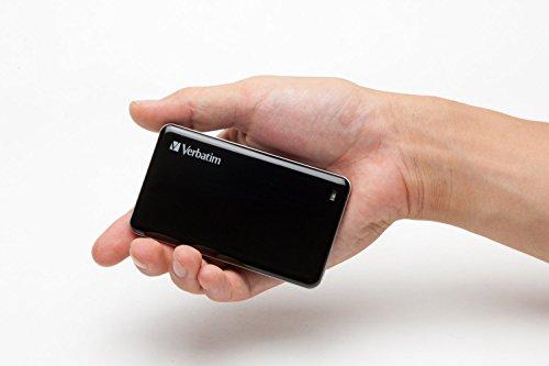 Verbatim 128GB Store 'n' Go USB 3.0 External Solid State Drive (SSD) 47622