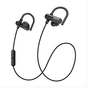 Lineamenti  QCY Factory Outlet  QY11 Auricolare Bluetooth 4.1 Sport Cuffia  Wireless Stereo Headset con Microfono e AptX per iPhone 6s Plus 6 5s SE cc3d97a12d37
