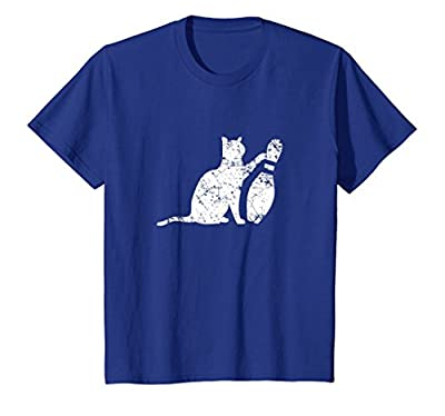 Ornery Alley Cat Tipping Bowling Pin Shirt, Funny Team Gift