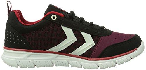Mehrfarbig mixte Cabernet Hummel Chaussures Multicolore Q adulte 3661 indoor Crosslite hummel X8A6zqxx