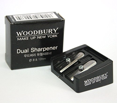 Cheap [WOODBURY] Dual Sharpener For All Eye & Lip Pencils Made in Germany / Make Up Tool free shipping