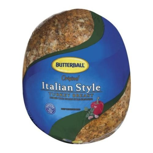 Butterball Italian Style Turkey Breast, 6 Pound -- 2 per case. by Butterball