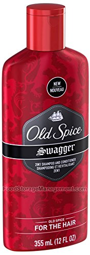 Old Spice Swagger 2in1 Shampoo And Conditioner 12 Fl Oz, 12.