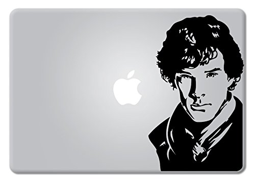 sherlock-holmes-apple-macbook-decal-vinyl-sticker-apple-mac-air-pro-retina-laptop-sticker
