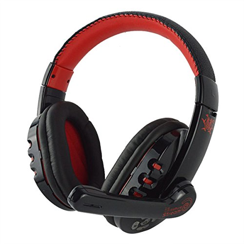 novpeak 2 4ghz over the ear bluetooth 3 0 wireless stereo headset gaming headphones music. Black Bedroom Furniture Sets. Home Design Ideas