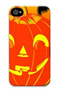 Iphone 4 4s 3D PC Hard Shell Case Happy Halloween 13 by Sallylotus by icecream design