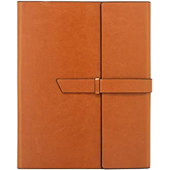 amazon com gallaway leather padfolio portfolio writing pad