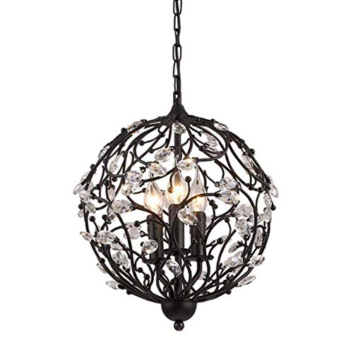Flame Pendant Light in US - 4