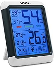 Umi. Essentials Digitales Innen Thermo-Hygrometer Klima Monitor