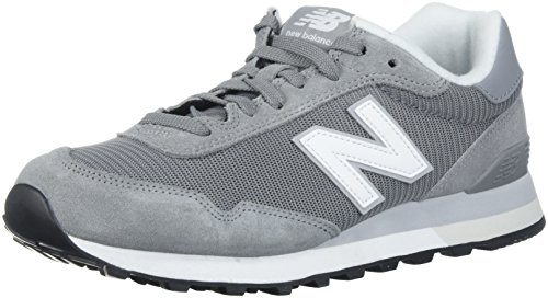 New Balance Women's 515v1 Lifestyle Sneaker, Steel, 7.5 D ()