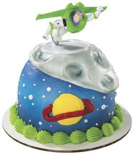- Toy Story 3 Buzz Flying Petite Cake Topper by Amscan