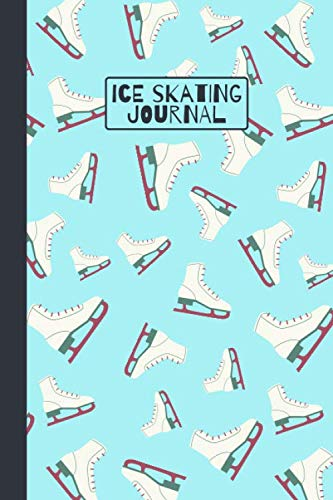 (Ice Skating Journal: Cute Lined)