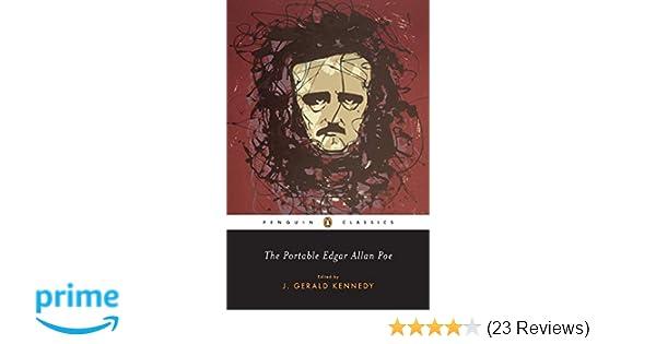 The Portable Edgar Allan Poe Penguin Classics Edgar Allan Poe J