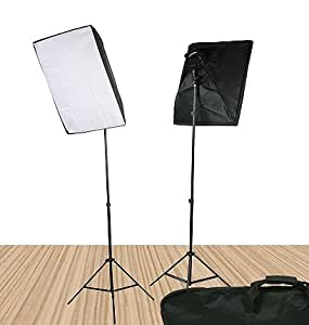 Video Lighting Kit Photo Studio Kit 2000 Watt Digital Video Continuous chroma key