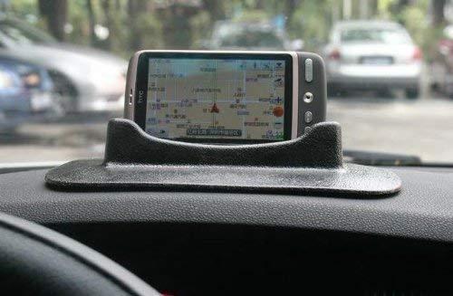 eGadget - Soporte adhesivo de salpicadero de coche para navegador GPS y teléfono móvil: Amazon.es: Electrónica