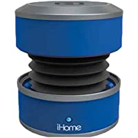 iHome Bluetooth Rechargeable Mini Speaker System (iBT60LY)