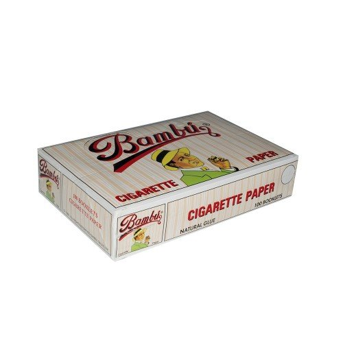 Big Bambu Rolling Papers 1 1/4 Unflavored Pack Of 100 by Bambu