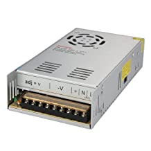 Susay® 360W Switching Switch Power Supply Driver for LED Strip Light DC 12V 30A