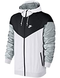Nike Mens Windrunner Hooded Track Jacket