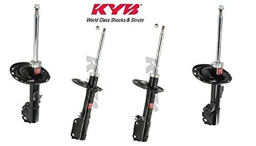 KYB KIT 4 FRONT & REAR shocks / struts 1995 - 96 TOYOTA Camry (Camry Kyb Gr2 Front Strut)