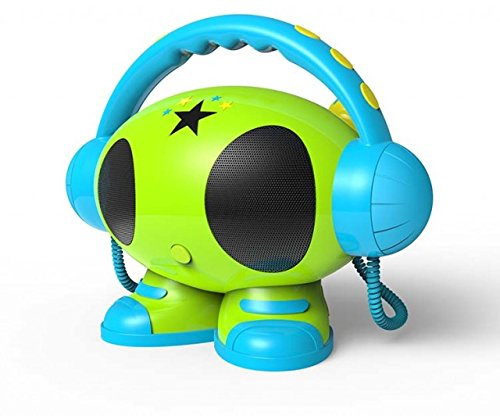 Reproductor USB BIGBEN ROBOT01 Karaoke MP3, USB