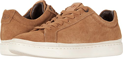 UGG Men's Cali Lace Low Sneaker, Chestnut, 14 M US ()