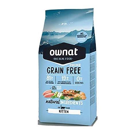 Ownat alimento seco para Gatos - 3 kg: Amazon.es: Productos ...