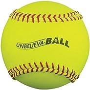 Sport Supply Group MacGregor Unbelievable Softball, Yellow, 11-inch (One Dozen)