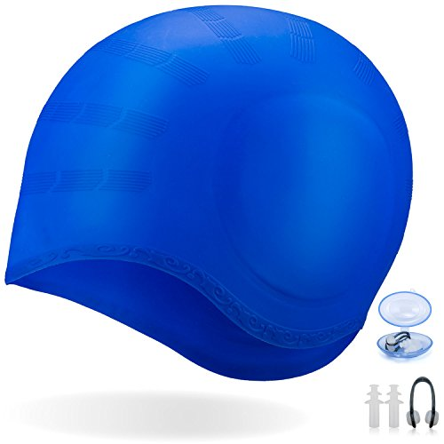 Accessories Swim Caps Latex - 4