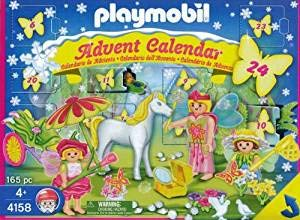 Playmobil Advent Calendar: Unicorn Fairy World