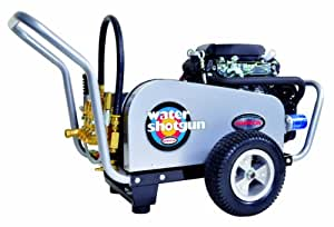 Simpson Cleaning WS5050H 5000 PSI at 5 GPM Gas Pressure Washer Powered by HONDA with Comet Triplex Pump
