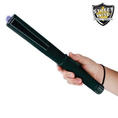 Peacemaker 6,000,000 Stun Stick Rechargeable by Streetwise Products