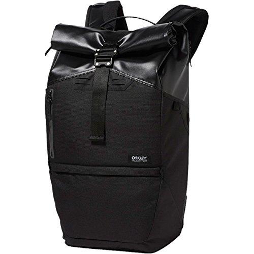 Oakley Mens Factory Pilot 25L Backpack One Size Jet Black