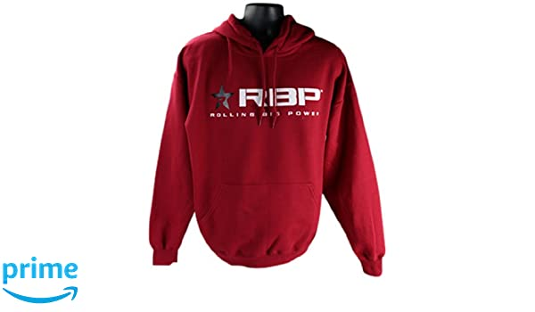 Amazon.com: RBP (RBP-HSR-L) Red Large Hooded Sweatshirt ...
