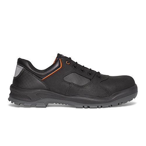 Parade 07trail * 28 44 Scarpa di sicurezza bassa Nero, Nero, 07TRAIL*28 44 PT38