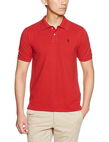 Polo Ralph Lauren Big Boys  7 20  Classic Mesh Polo Shirt  Large 14 16  New Red