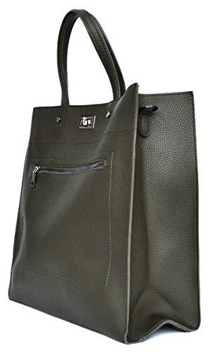 Soft 2018 Leather Star Bag Vert Nouvelle Millennium Espace Women's Collection qpE6xv