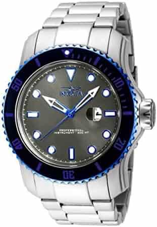 9b966fa1a Shopping Fossil or Invicta - Quartz - Top Brands - Dial Color: Grey ...