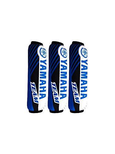 Sto/ßd/ämpfer Schutz Feder Schutz Shock Cover Blau Yamaha YFZ YFM 350 450 660 700