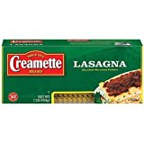 Creamette Lasagna Pasta, 16 Ounce - 12 Case