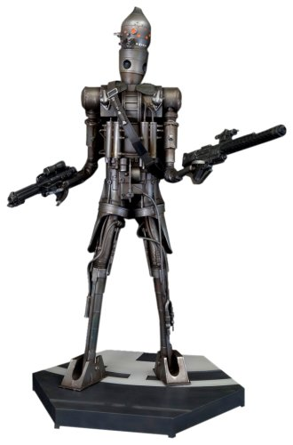 Star Wars: IG-88 ArtFX Statue (Star Wars Kotobukiya Bounty Hunter)